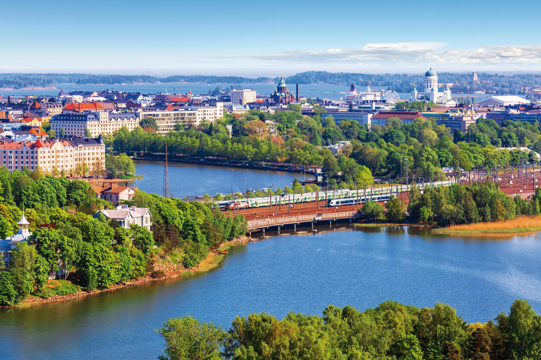 Красивые картинки хельсинки, открытки